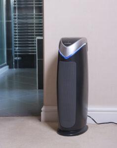 PureMate Multiple Technologies True HEPA Air Purifier review