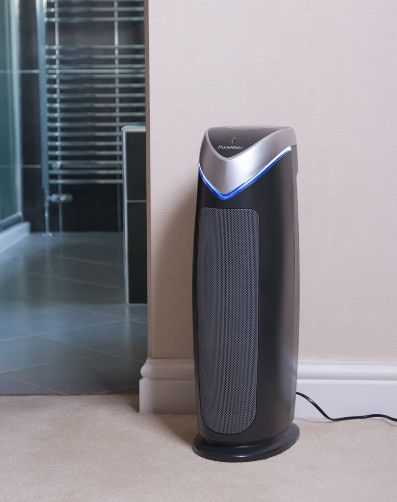 PureMate Multiple Technologies True HEPA Air Purifier review