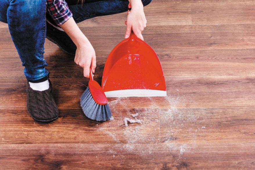 Is Household Dust Bad For Your Health