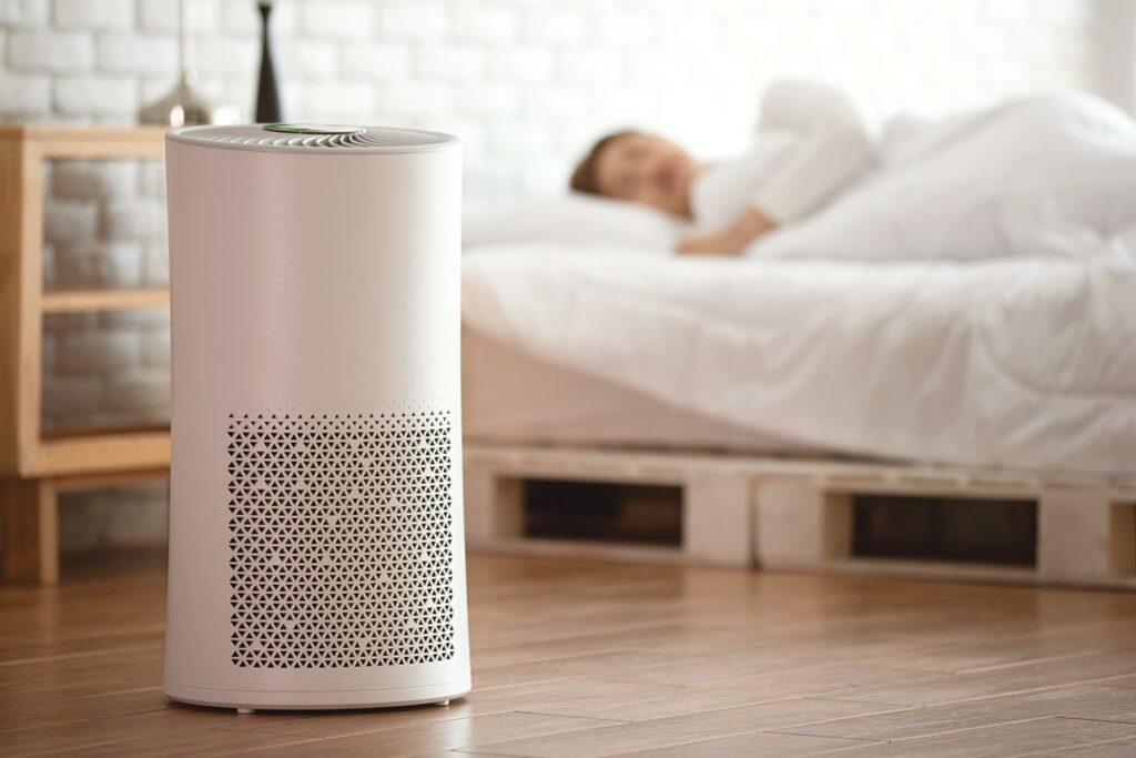 Why Is My Air Purifier Hurting My Nose